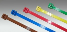 Coloured Cable Tie 300mm x 4.8mm